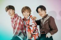 7ORDER(左から)森田美勇人、安井謙太郎、真田佑馬(C)ORICON NewS inc. 撮影:KOBA