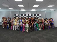 東京女子プロレス集合写真 写真提供/CyberFight