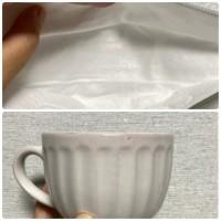 BbiA マスクとコーヒーカップでも検証