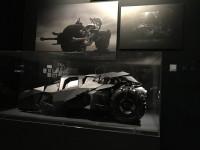 バットモービル(タンブラー)模型(『バットマン ビギンズ』2005年)
