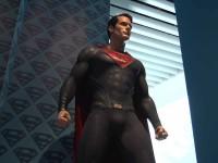ヘンリー・カヴィルが着たコスチューム(『バットマン vs スーパーマン ジャスティスの誕生』2016年)
