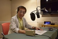 『情熱大陸』などでナレーションを務める窪田等氏