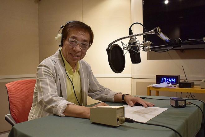 『情熱大陸』などでナレーションを務める窪田等氏 (C)oricon ME inc.