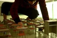 「教室」(画像提供:Mozuさん)