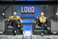 (左から)J.Y. Park、PSY
