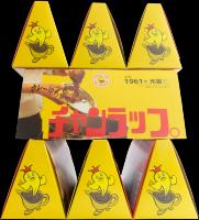 『アイラップ』のパッケージをオリジナル柄にした『チャンラップ』(税込300円)