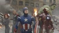 『アベンジャーズ』 (C) 2021 Marvel ディズニープラスで配信中
