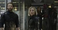 『アベンジャーズ/インフィニティ・ウォー』 (C) 2021 Marvel ディズニープラスで配信中
