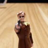 『3分間待ったムスカ』ピストルを撃つシーン