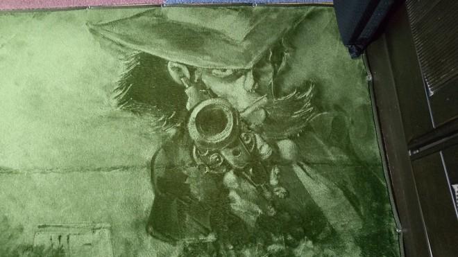 『ルパン三世』の次元大介 写真提供:あぎとぅさん