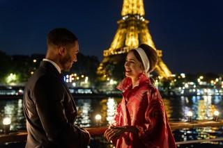 『エミリー、パリへ行く』シーズン2場面写真