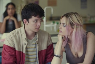 『セックス・エデュケーション』シーズン1場面写真