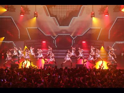10月11日、東京・SHIBUYA-AX 公演