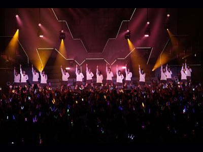 SKE48第4期生(10月5日、名古屋・Zepp Nagoya 公演)