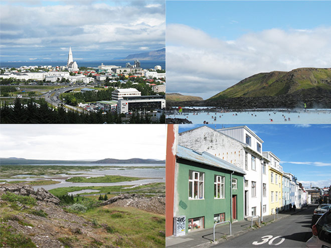いにしえとエレクトロニカが融合し、見どころいっぱいのアイスランド