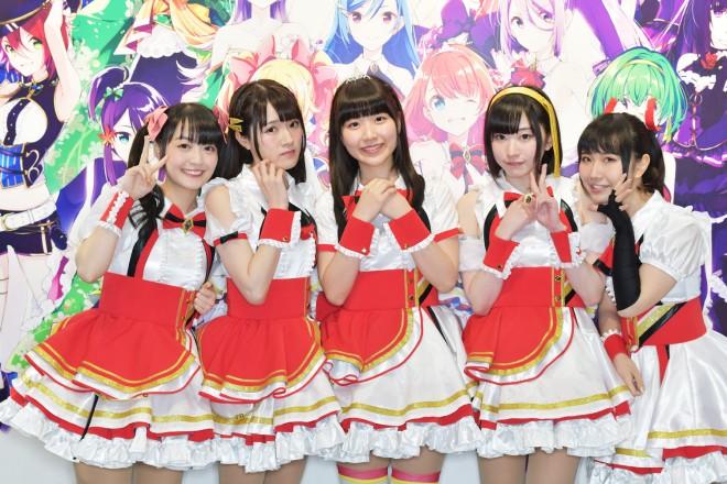 王道アイドルユニット・【LiGHTs】の5人