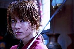 【2位】『るろうに剣心』8月25日公開