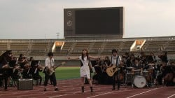 MV撮影風景 (C)NHK