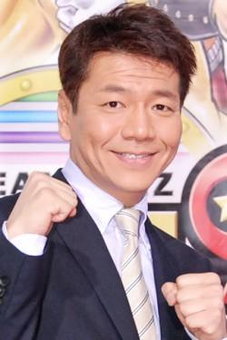 """""""好きな司会者""""2連覇に輝いたくりぃむしちゅー・上田晋也"""