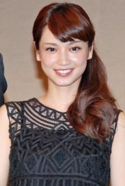 「女優部門」2位の平愛梨