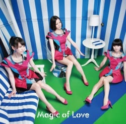 「Magic of Love」【通常盤】