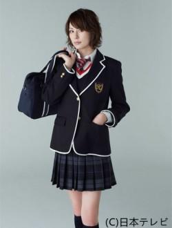 米倉涼子が女子高生役に挑む『35歳の高校生』
