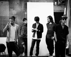 (左から)RYO、HIROKI、NAOTO、YOH、YAMATO