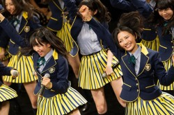 HKT48『ファンと共に楽しんだミュージックビデオ撮影現場に潜入!!』