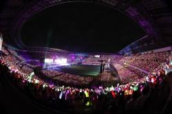 6万人が熱狂したステージ