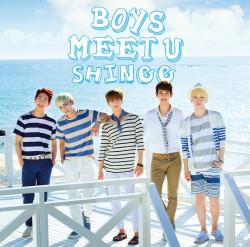 Boys Meet U【通常盤CD+DVD】