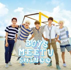 Boys Meet U【通常盤CDのみ】