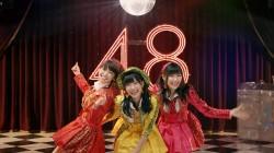 『第5回総選挙』TOP3の(左から)大島優子、指原莉乃、渡辺麻友