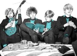 (左から)JIM、TAXMAN、MARCY、ROY