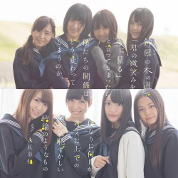 NMB48の「君と出会って僕は変わった」を収録した(Type N)