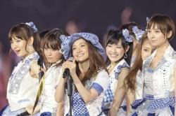 第2章のはじまり……初の東京ドーム公演時の模様(2012年8月25日)