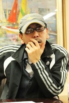 土方政人監督