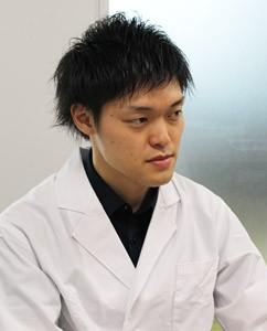 中村拓哉研究員(ヤマハ 事業開発部 yamaha+推進室 VOCALOIDプロジェクト)