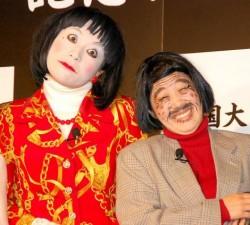 「ダメよ〜ダメダメ」のインパクトでファン急増中の日本エレキテル連合