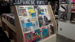 「HMV record shop 渋谷」の様子