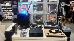 「HMV record shop 渋谷」店内の様子