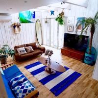 特集「雨だから、部屋に時間を使おうー居心地のいいDIY部屋作りー」