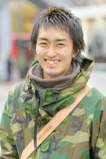 ナカムラコウキ(22)東京「先輩の年末の過ごし方」