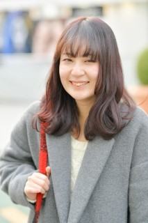 まるえ(21)埼玉「ツボが浅いので何でも笑えます(笑)」