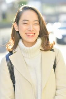 早織(21)神奈川「THE MANZAI」