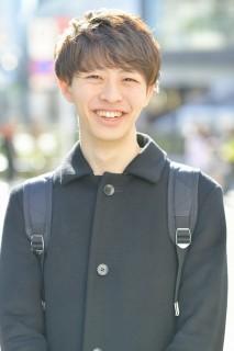 田村龍佑(21)愛知「友人との会話」