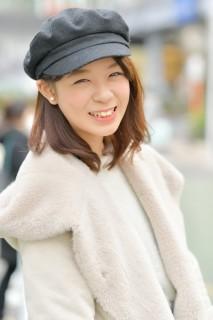 平島郁美(23)東京「友だちとみんなでパーティーをしたとき」