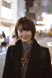 ありさ(24)東京「キャラクターのミニラに似ていると言われたこと」