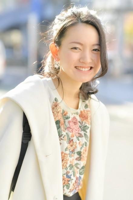 窪真結(18)富山「友だちとドラマの真似をしたとき」