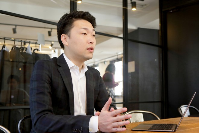 ラ ファブリックを展開するライフスタイルデザイン社長・森雄一郎氏