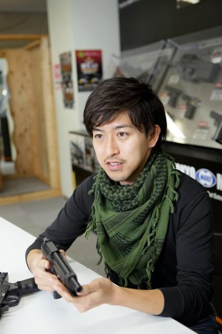 ASOBIBA正嵜 亨さん